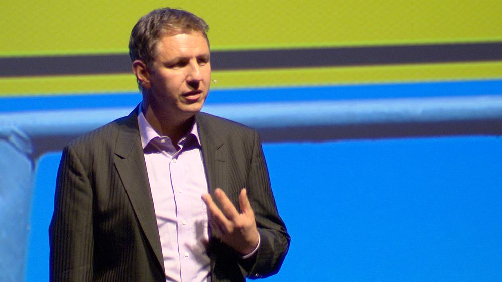 Keynote Speaker Dr. Jens-Uwe Meyer