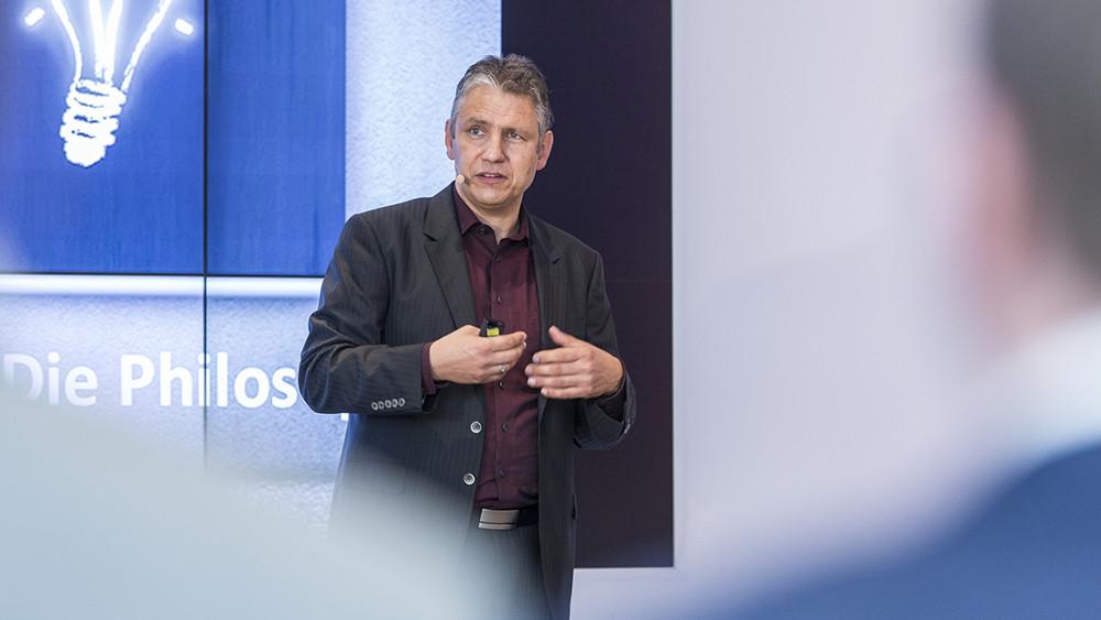 Redner Dr. Jens-Uwe Meyer