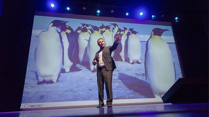 Redner Digitalisierung Dr. Jens-Uwe Meyer