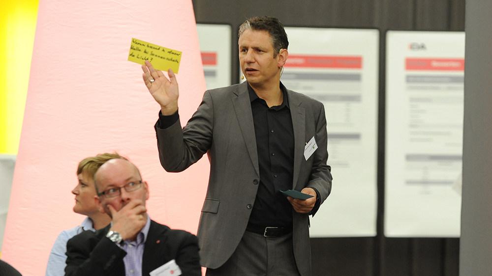Keynote Speaker Innovation Dr. Jens-Uwe Meyer