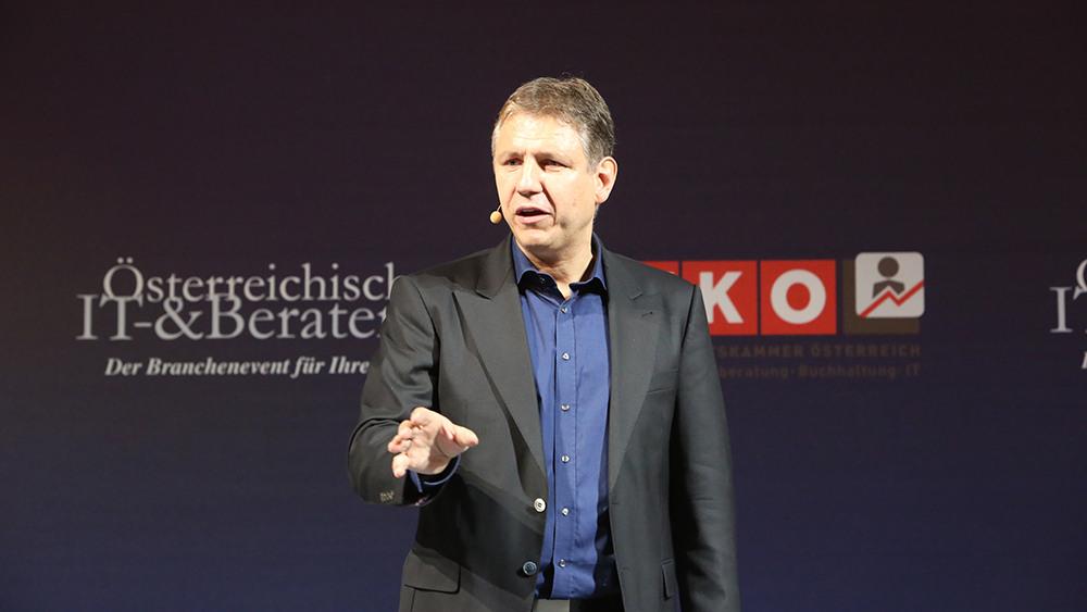 Motivationsredner Dr. Jens-Uwe Meyer