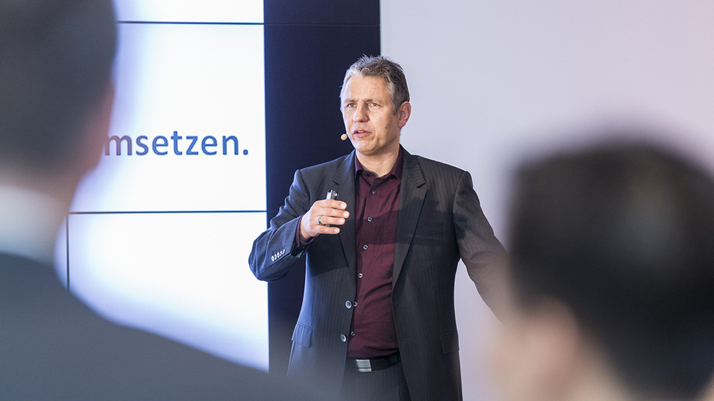 Keynote Speaker Digitalisierung Dr. Jens-Uwe Meyer
